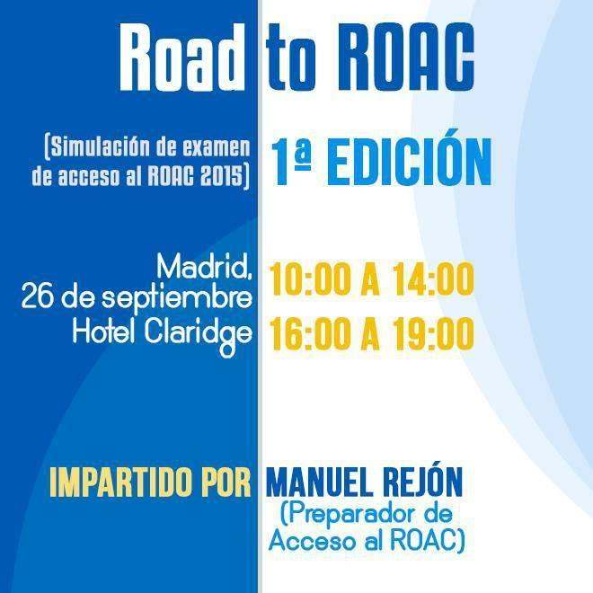 ROAD TO ROAC